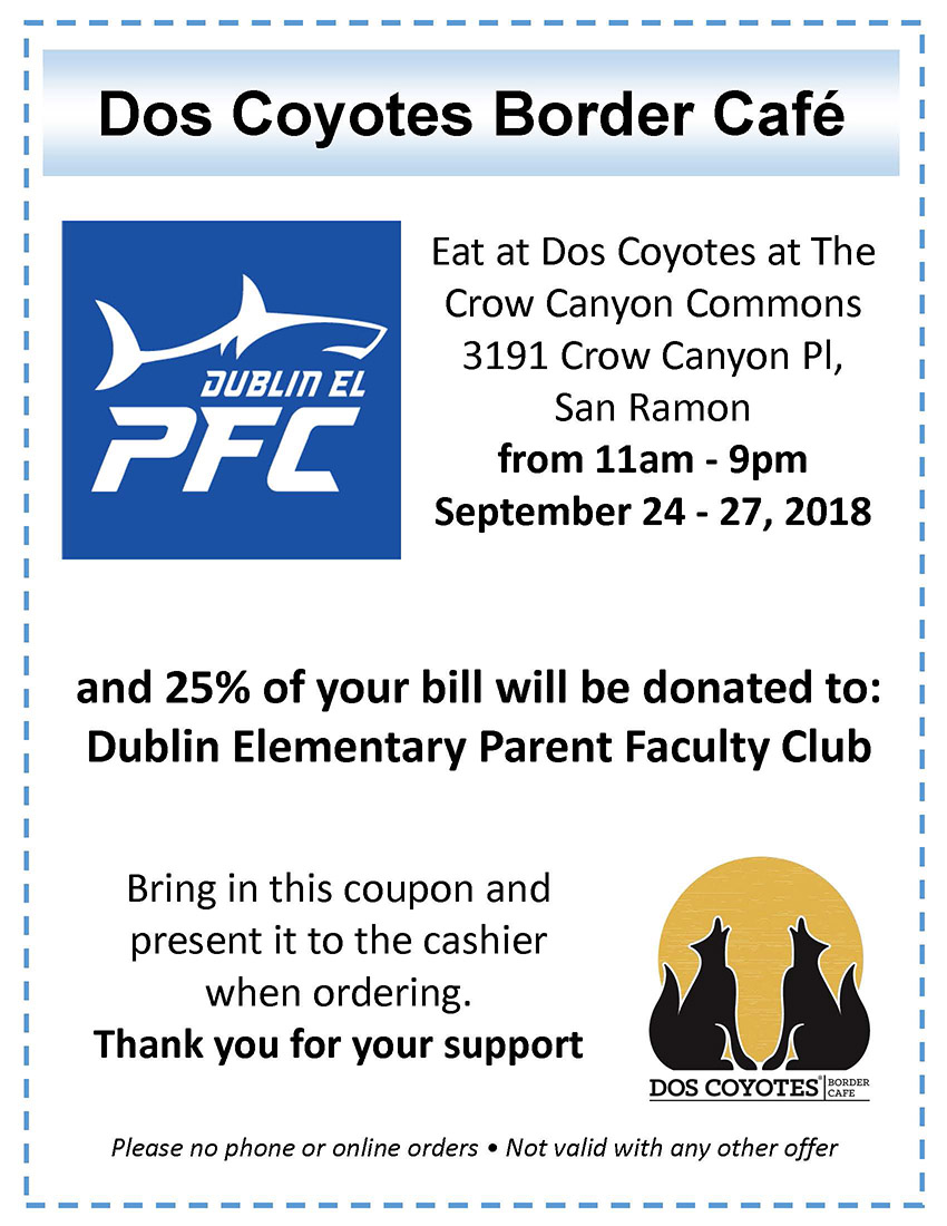 dos coyotes coupons