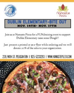 Monthly Bite Out @ Namaste Pizza